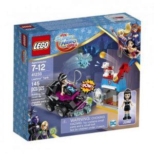 אונליין  LEGO DC Super Hero Girls Lashina Tank Superhero Toy 41233