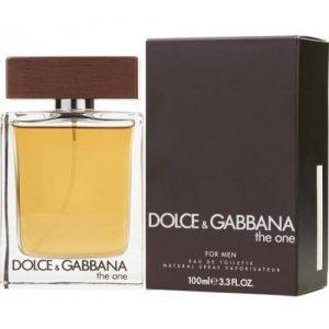 אונליין   Dolce & Gabbana The One 100ml E.D.T