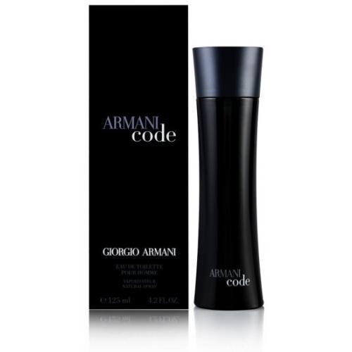 אונליין   125 '' Giorgio Armani Armani Code    E.D.T