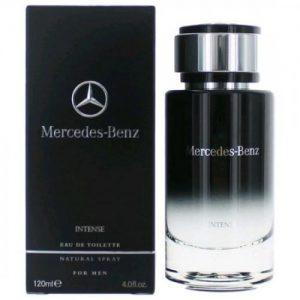 אונליין   Mercedes Benz Intense 120ml E.D.T
