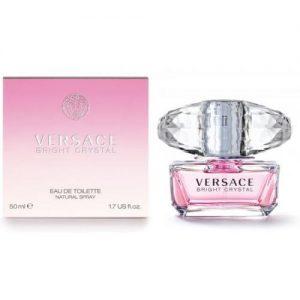 אונליין   Versace Bright Crystal E.D.T 50ml