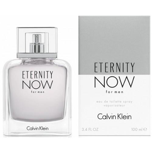 אונליין   100 '' Calvin Klein Eternity Now