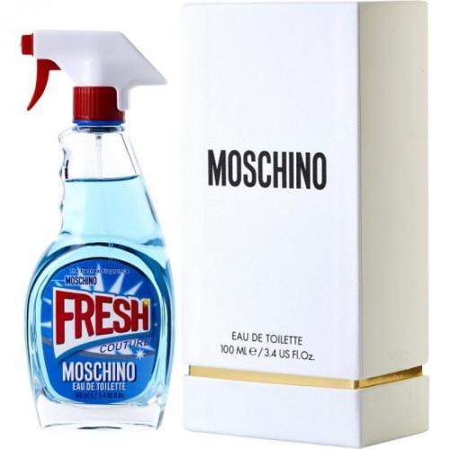 אונליין   100 '' Moschino Fresh Couture    E.D.T