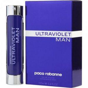 אונליין   100 '' Paco Rabanne Ultraviolet    E.D.T