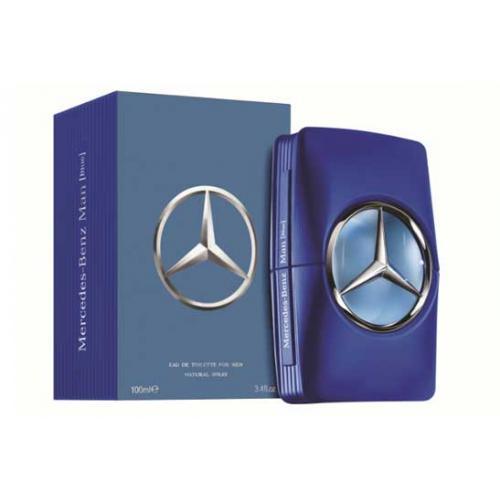 אונליין   100 '' Mercedes-Benz Blue Mens    E.D.T