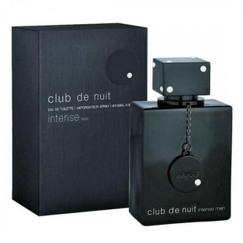 אונליין   105 '' Armaf Club De Nuit Intense    E.D.T