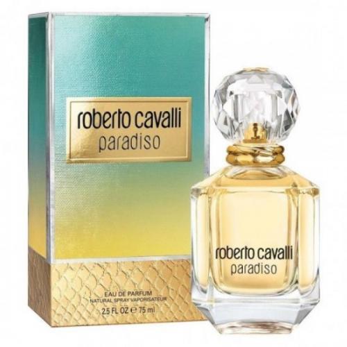 אונליין   75 '' Roberto Cavalli Paradiso    E.D.P