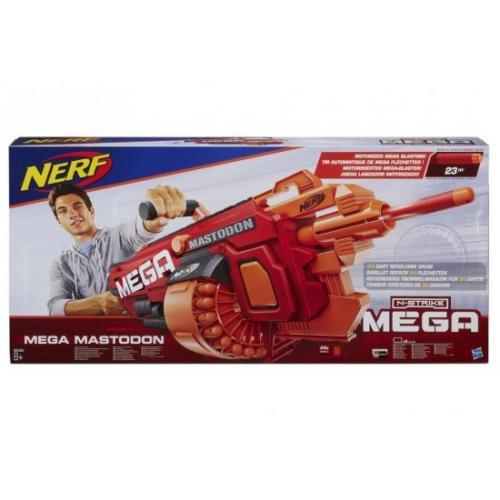אונליין   Nerf Mega Mastodon B8086