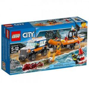 אונליין    4x4   60165 LEGO