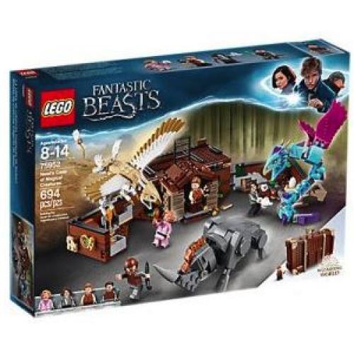 אונליין         75954 LEGO