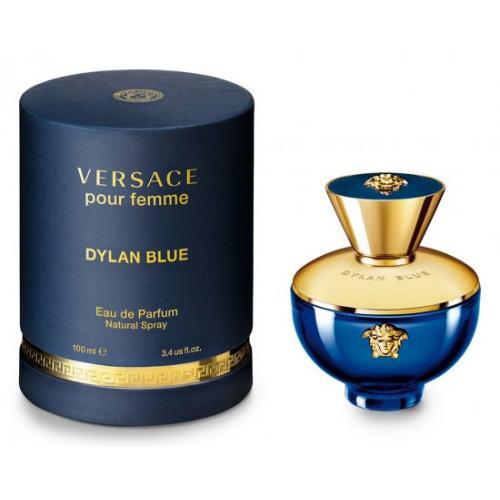 אונליין   100 '' Versace Pour Femme Dylan Blue    -
