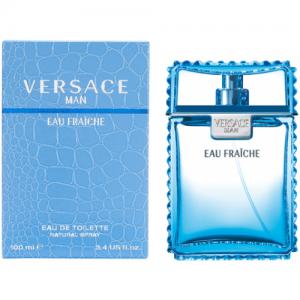 אונליין   100 '' Versace Eau Fraiche Mens    E.D.T