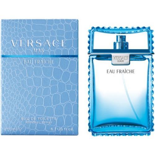 אונליין   200 '' Versace Eau Fraiche Mens    E.D.T