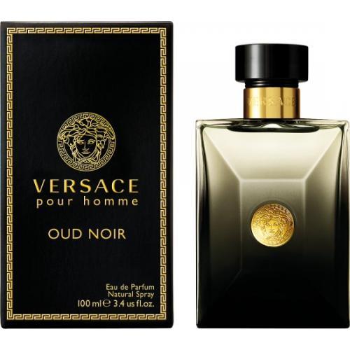 אונליין   100 '' Versace Oud Noir    E.D.P