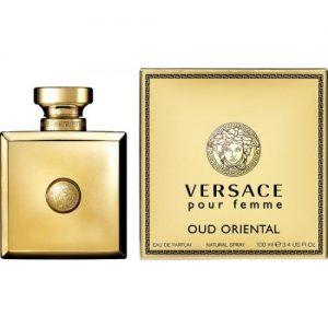 אונליין   100 '' Versace Oud Oriental    E.D.P