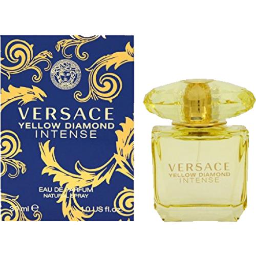 אונליין   90 '' Versace Yellow Diamond Intense    E.D.P