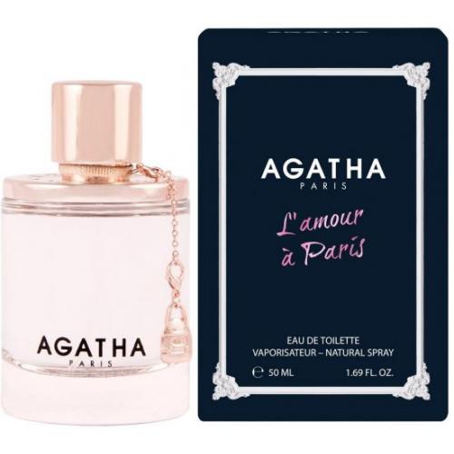 אונליין   50 '' Agatha L'Amour A Paris    E.D.T