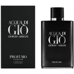 אונליין   125 '' Giorgio Armani Acqua Di Gio Profumo