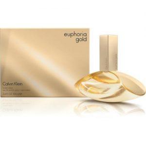 אונליין   100 '' Calvin Klein Euphoria Gold
