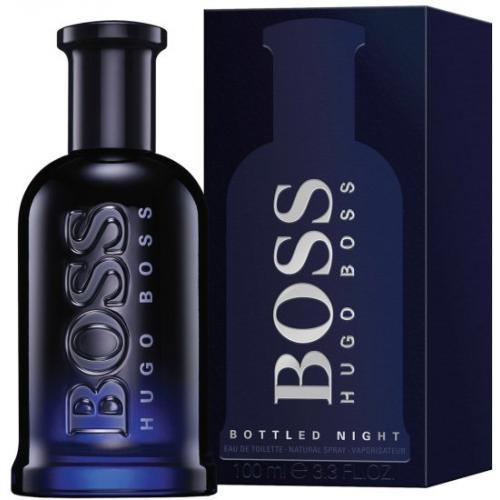 אונליין   100 '' Hugo Boss Bottled Night    E.D.T
