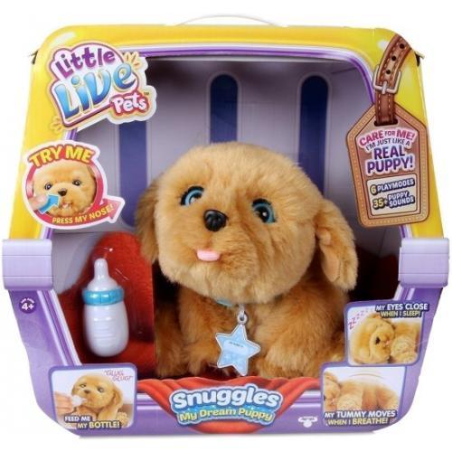 אונליין    Little Live Pets