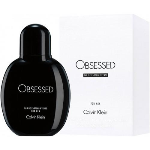 אונליין   125 '' Calvin Klein Obsessed Intense Mens
