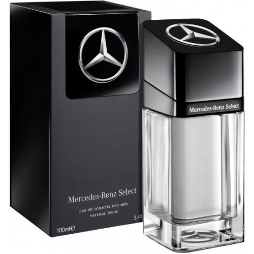 אונליין   100 '' Mercedes-Benz Select    E.D.T