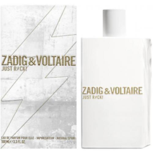 אונליין   100 '' Zadig & Voltaire Just Rock