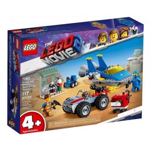 אונליין  ' '      70821 LEGO