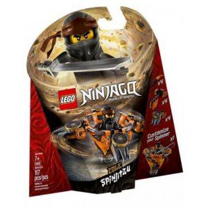 אונליין Spinjitzu Cole  '  70662 LEGO