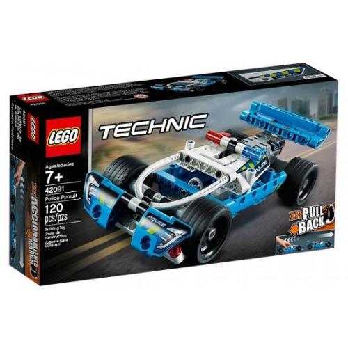 אונליין     42091 LEGO