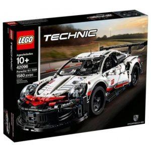אונליין Porsche 911 RSR   42096 LEGO