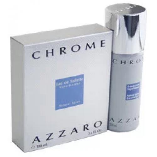 אונליין    100 '' +  150 '' Loris Azzaro Chrome
