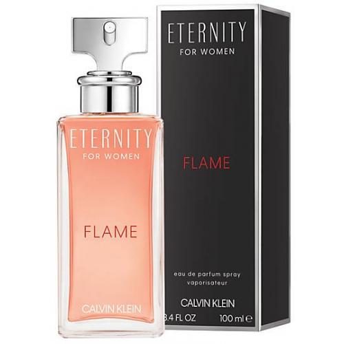 אונליין   100 '' Calvin Klein Eternity Flame    E.D.P