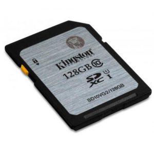 אונליין   Kingston SD10VG2/128GB
