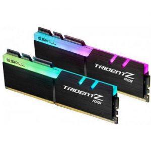 אונליין   G.Skill Trident Z RGB 2x8GB DDR4 3000Mhz CL14 Kit