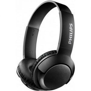 אונליין   On Ear    Philips BASS+ Bluetooth SHB3075BK/00 -