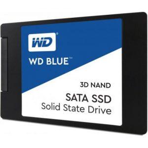 אונליין   Western Digital Blue WDS250G2B0A 250GB 2.5'' SSD