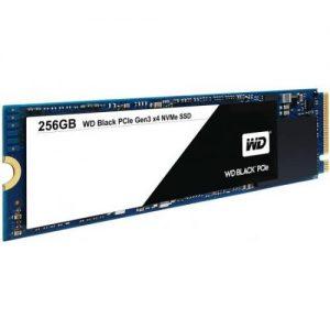 אונליין   Western Digital Black WDS256G1X0C 256GB M.2 2280 SSD PCIe NVMe