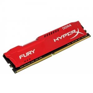 אונליין   HyperX FURY Red 16GB DDR4 2933MHz CL17