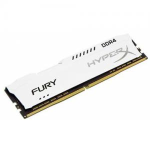 אונליין   HyperX FURY White 8GB DDR4 3200MHz CL18