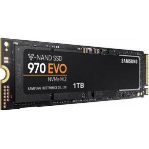 אונליין   Samsung 970 EVO M.2 MZ-V7E1T0BW 1TB SSD
