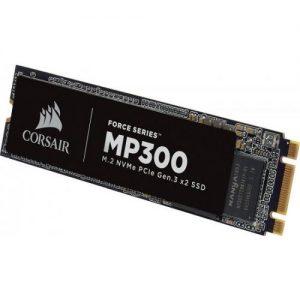אונליין   Corsair MP300 CSSD-F960GBMP300 960GB SSD M.2 2280 Retail