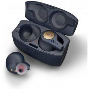 אונליין     Jabra Elite Active 65t True Bluetooth Earbuds   /
