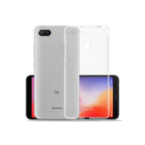 אונליין  TPU - Xiaomi Redmi 6 / Xiaomi Redmi 6A -