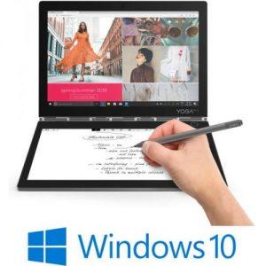 אונליין     Lenovo Yoga Book C930 YB-J912F ZA3S0001IL -  256GB -