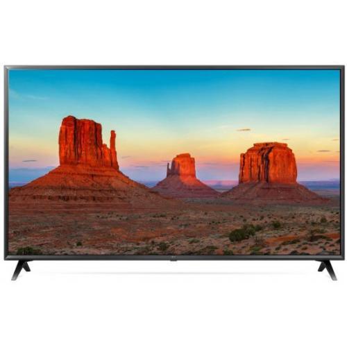 אונליין   LG 49 Inch UHD 4K Smart TV 49UK6200Y