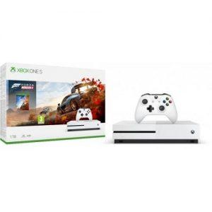אונליין   Microsoft Xbox One S -  1TB   Forza Horizon 4