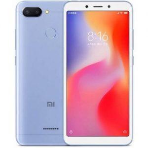 אונליין   Xiaomi Redmi 6 3GB+64GB   -   ''