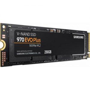אונליין   Samsung 970 EVO Plus NVMe M.2 MZ-V7S250BW 250GB SSD